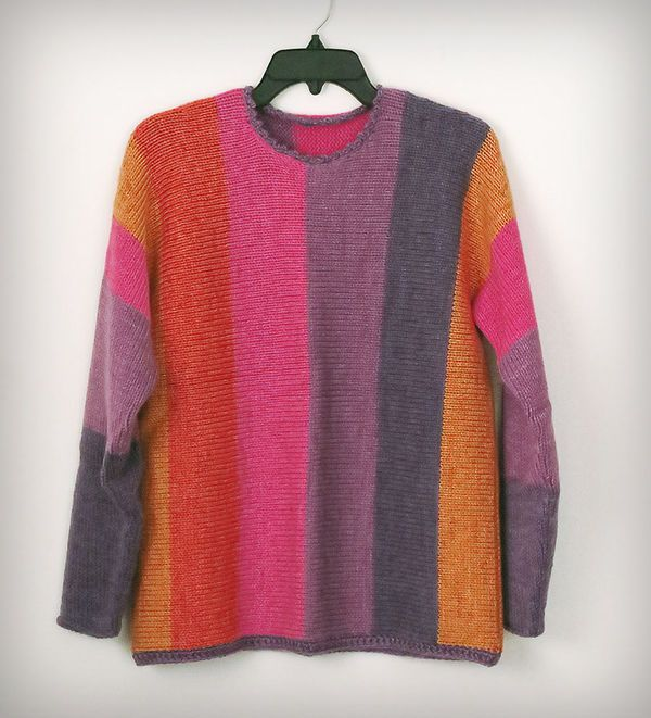 "Sussie Sommerstein A-Line Sweater without the ""A"""