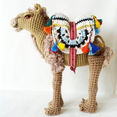camello amigurumi pagina japonesa: Amigurumi Camel ...
