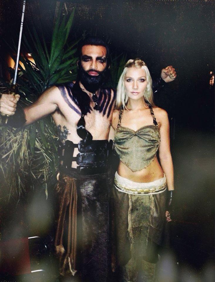 Best 25 khaleesi halloween costume ideas on pinterest for Daenerys targaryen costume tutorial