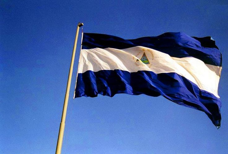Nicaragua Flag | Nicaragua Flag waving wallpaper picture