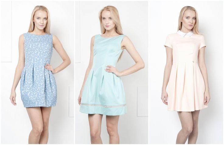 sukienki na wesele 2015 - Pretty Girl
