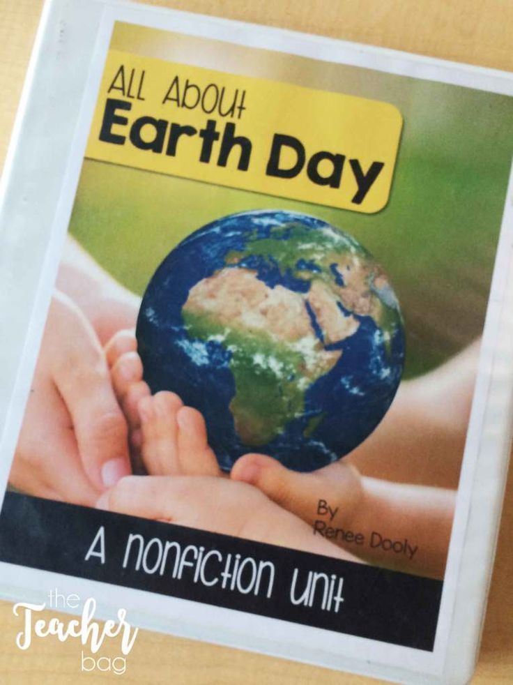 Earth Day {A Nonfiction Resource} - The Teacher Bag