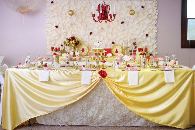 50 best Beauty and the Beast Bridal Shower images on