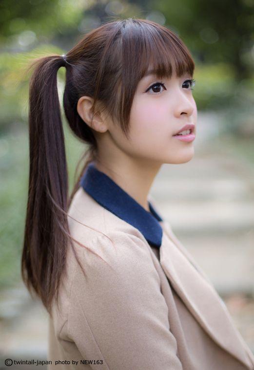 かわいい女の子と歩くことは男性にとって無上の喜び、まして彼女が髪をツインテールに束ねていたのなら。松本愛 @maapipi45ちゃんと横浜デート♡デートツインテール更新!