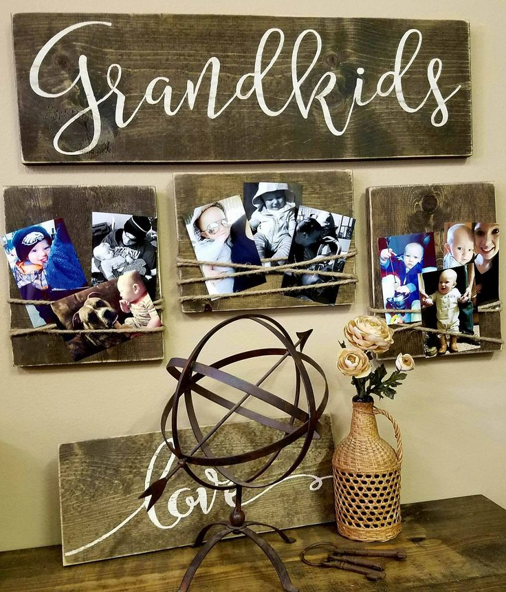 Grandkids : Photo Blocks