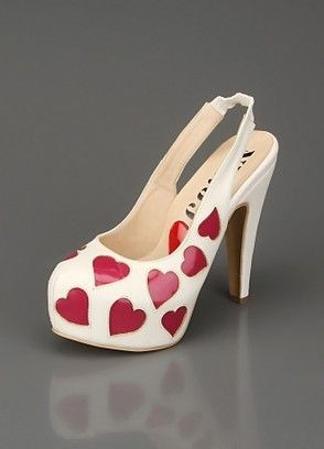 Valentines Day shoes❤