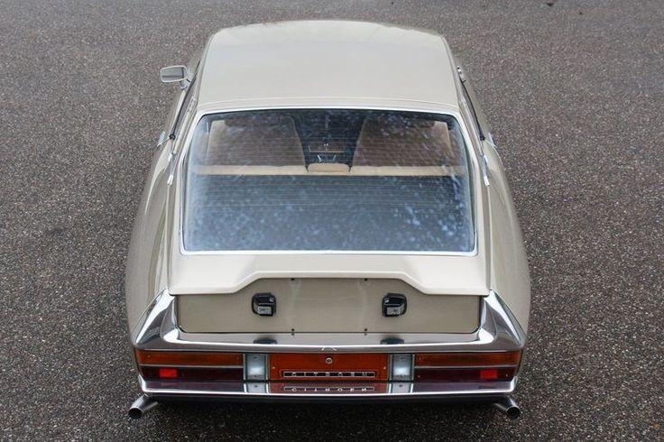 Citroën SM Carburateur '72