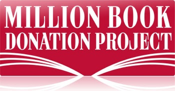 1/2 Price Books is giving away a Million Books! Want books for your non-profit organization or school? Make a donation request.