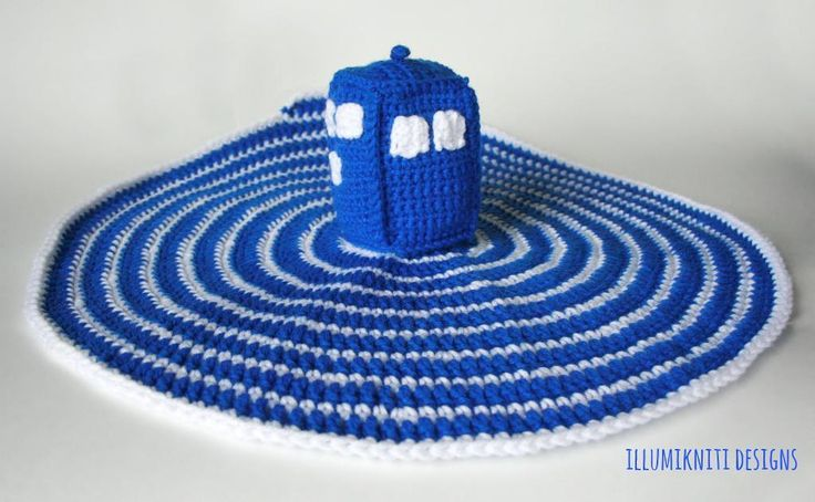 Doctor Who Crochet Patterns for the Whovian in Your Life. Plenty more to read.