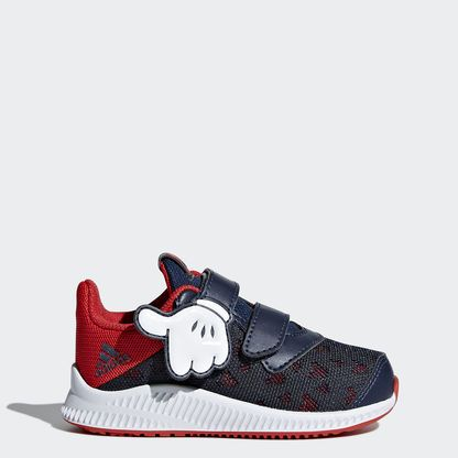 adidas - Tênis Disney Mickey FortaRun SCARLET VIVID RED S13 FTWR WHITE  CQ0111 2fec029b569ec