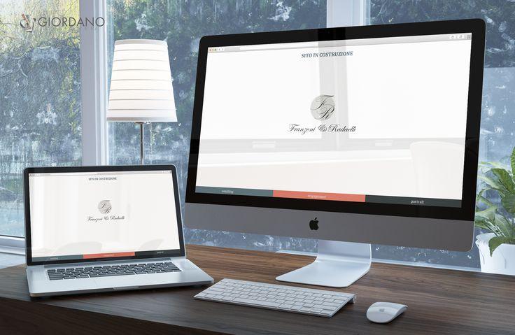 Design In progress Design, new website FR Photography for Giorgio Franzoni and Roberto Radaelli ... coming soon!  #WebDesign #UserExperience #WebDeveloper #UX #UI #Branding #MobileFriendly #ResponsiveDesign