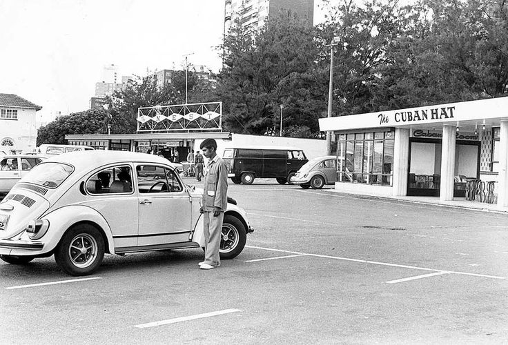 60s Durban - the city she took my back to.