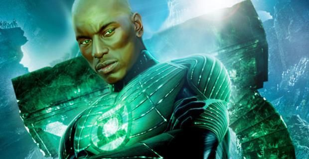 Tyrese Gibson Is Either Heavily Teasing A Green Lantern Casting Announcement At Comic Con, Or Trying To Will It Into Existence By Sheer Force Alone
