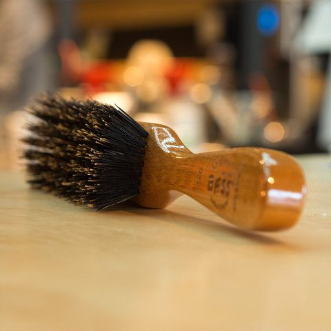 Bass boar's hair brush don't really need this fun it's fun and i would like it asst some point. :)