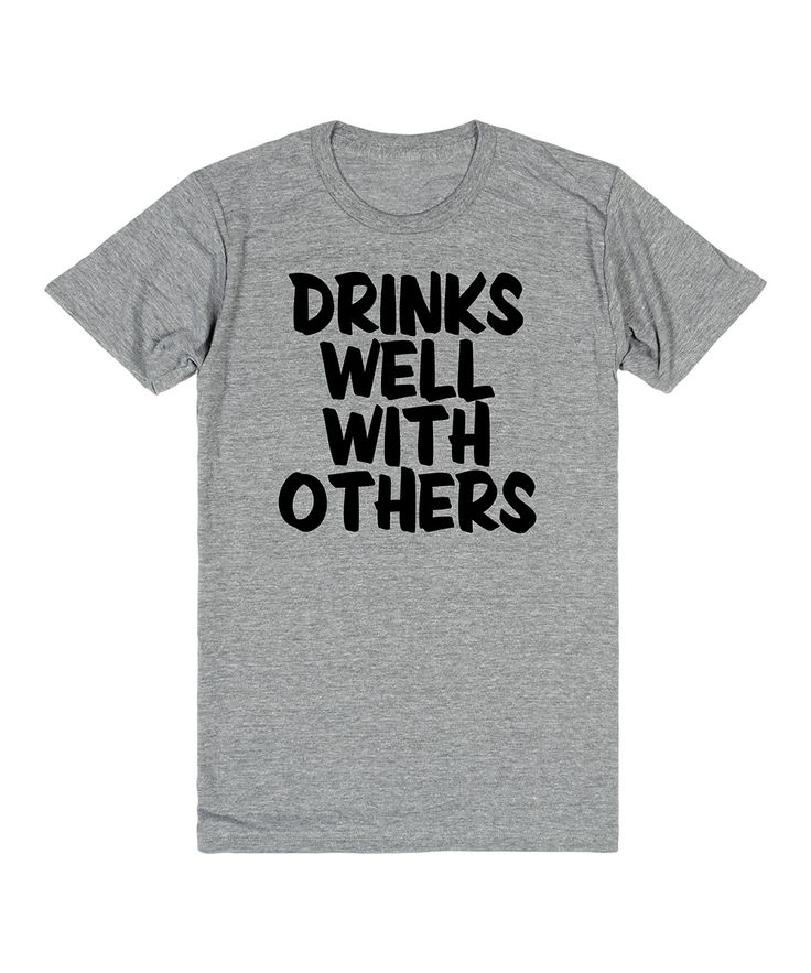 drinks well with others...need this!