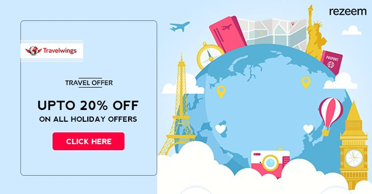 Get Upto 20 Discount On All Holiday Offers Travelwingsuae Travelwings Flights Hotels Holidaypackages Re Holiday Offer Holiday Packaging Thailand Holiday