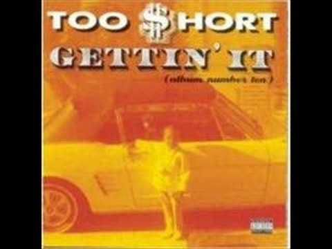 Throwback Thursday 9/25/2014 from Too Short and his 10th album, Gettin It and my track is the title track. #ThrowbackThursday #TooShort