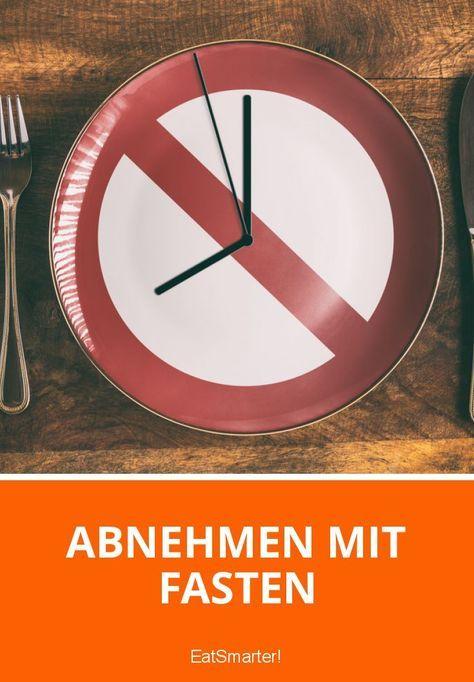 Abnehmen mit Fasten | eatsmarter.de