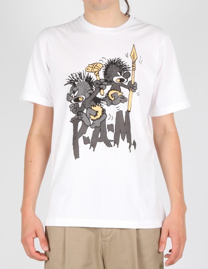 P.A.M. - Restless Natives Tee - Someday Store
