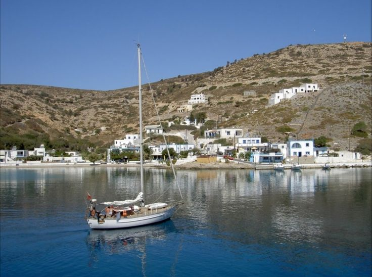 AGATHONISI GREECE