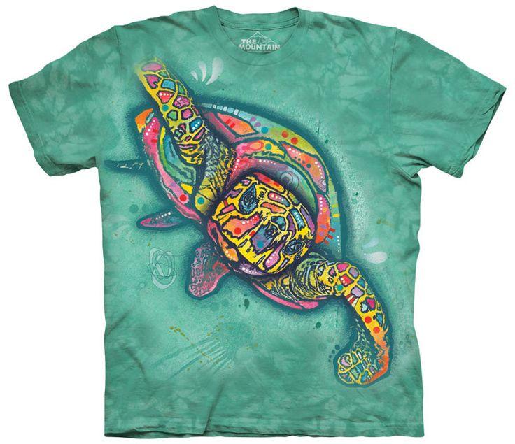 Sea Turtle T-Shirt | Russo Turtle Adult