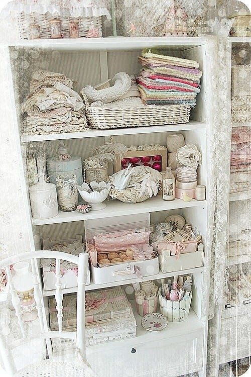 25 best ideas about shabby chic storage on pinterest - Shabby chic storage ideas ...