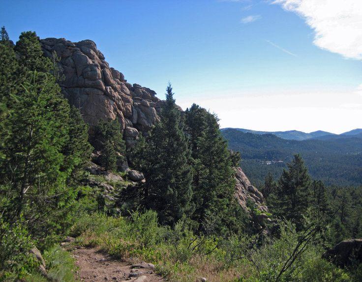 green mountain west trail colorado alltrails - 736×574