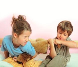 Las peleas entre hermanos son favorables para el futuro