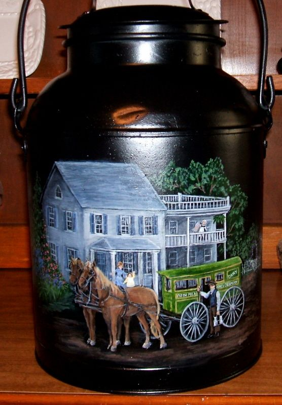 37 Best Images About Milk Can Ideas On Pinterest Dairy