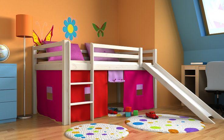 Wymarzone łóżko dzieci