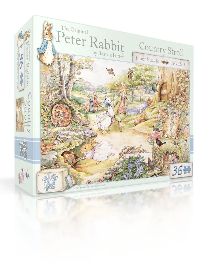 21 best Beatrix Potter Puzzles images on Pinterest ...