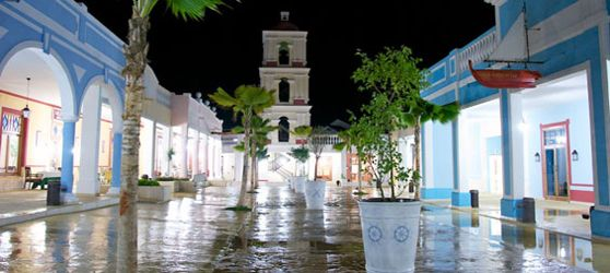 Just 9km from Iberostar http://CubaCayoEnsenachos.com you'll find the The Pueblo La Estrella (Star Town). Located on the adjacent island of Cayo Santa Maria its an all-in-one entertainment center created to give you break from your hotel and try something new.