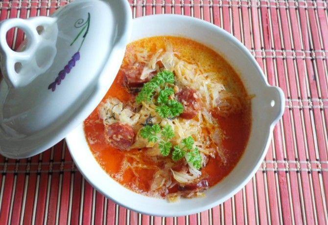 9 különleges káposztás leves, hogy télen is együnk zöldséget | NOSALTY