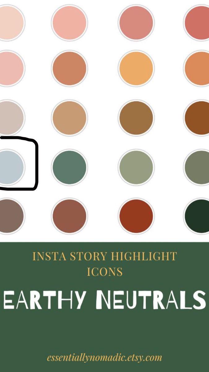 Paint Color For Walls Earthy Color Palette Green Colour Palette Brown Color Palette