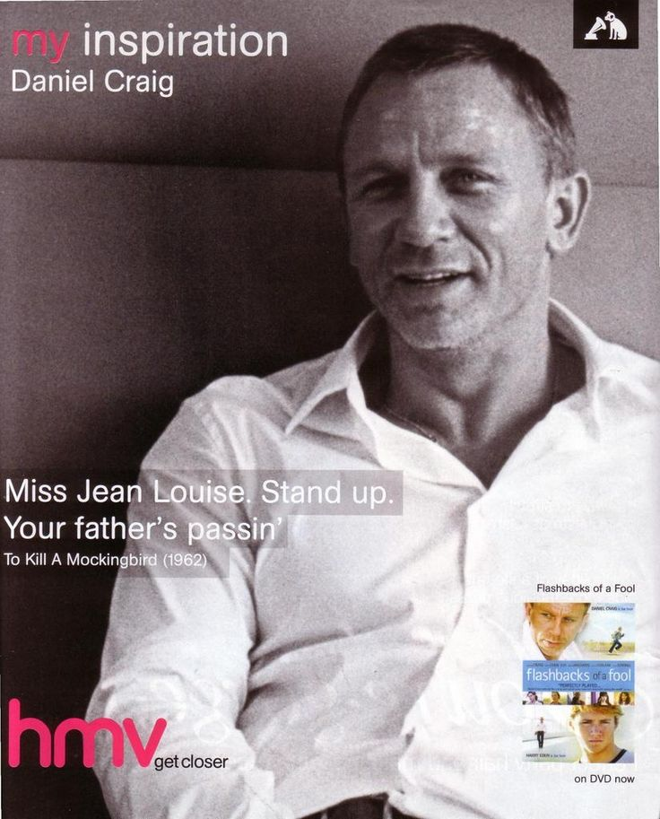 My wife worked in Movie promotions in the Statees. One  of the assignments she had, was to shepard Daniel Craig around the  Junket of Media interview (Radio,TV,Press) that are held in every major  city. She said he is the most charming,  polite and humble actor she has ever had to work with. His manners were  impeccable, even offering to make tea in the hotel suite for her and  the driver. NIce guy, shame can't be said for some other stars who liv in their own world….