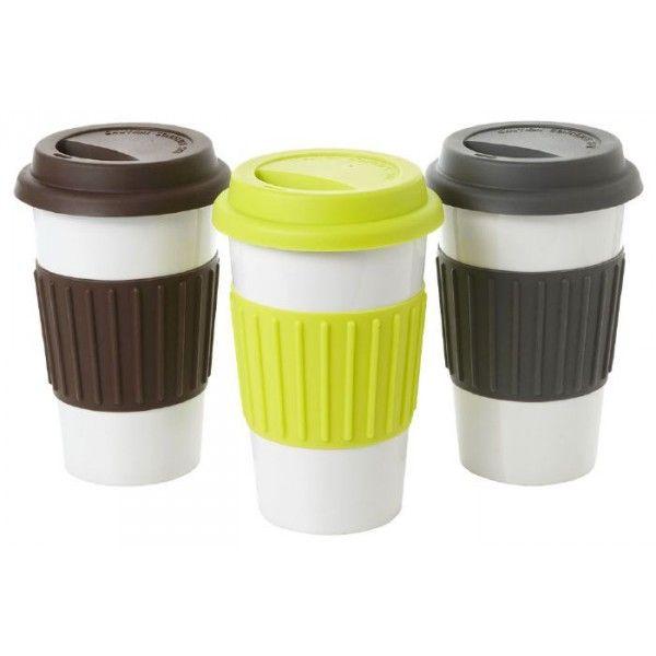 Taza termo de café (disponible en 3 colores)
