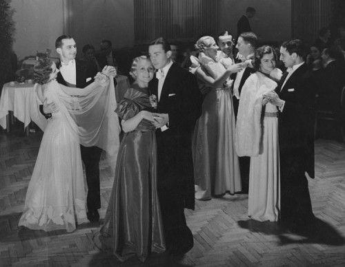 Bal mody w Hotelu Europejskim, 11 stycznia 1936 r.