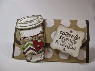 17 Best Images About Stampin Up Perfect Blend Coffee Cup
