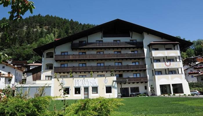 Das Hotel Restaurant Mohren & Plavina in Südtirol