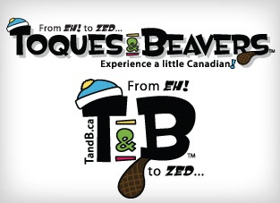 "We changed the name from ""Travolympics"" to ""Toques and Beavers"" in order to represent a truly Canadian brand. ""From Eh to Zed..."" Toques and Beavers is a fun online trivia game!"