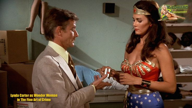 Lynda Carter | Wonder Woman | TFAC067 by c-edward.deviantart.com on @DeviantArt