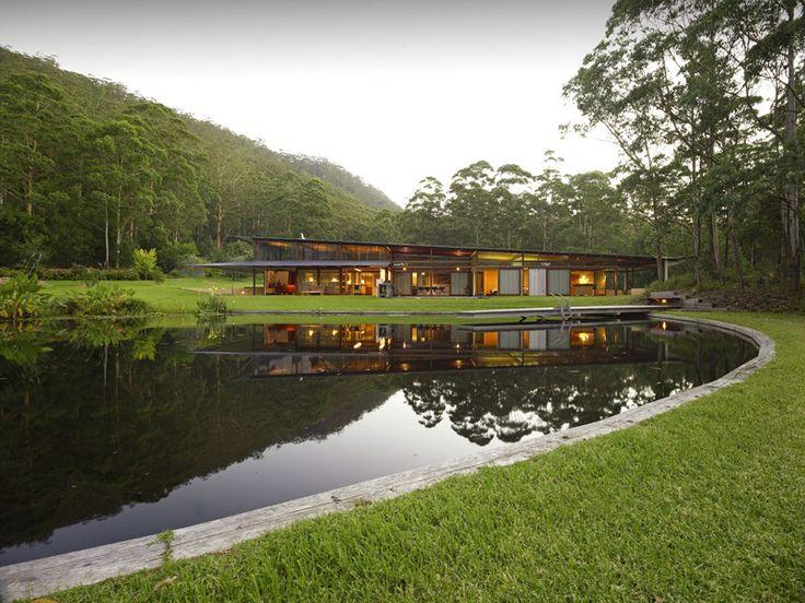Peter Stutchbury Architects - Bangalay House