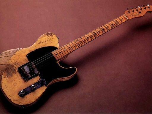 The telecaster workhorse/ 1960s