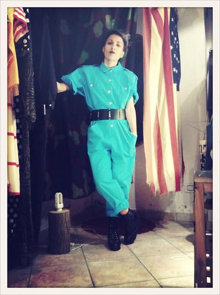 www.bunnybold.com  dress by chiodo vintage firenze