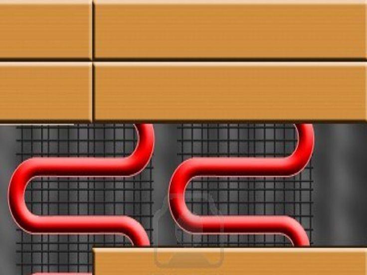 Ceramic Tile Floor Heating Systems ~ http://lanewstalk.com/the-heated-tile-floor-project-preparation/