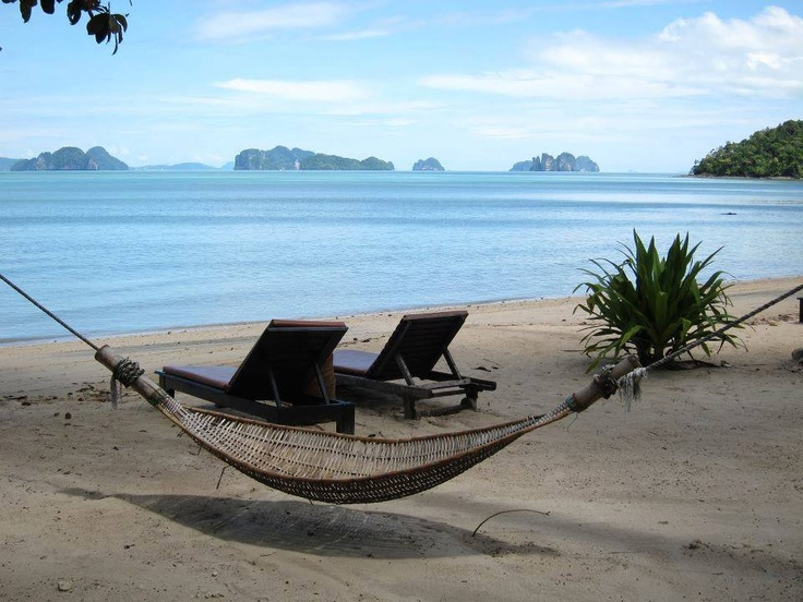 Koh Yao Noi, Thailand What a marvellous paradise!!!  www.combobeds.com