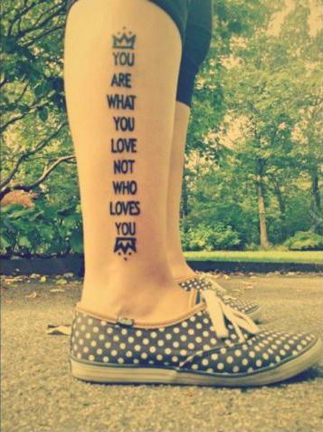 Could not be more perfect. Gotta pin to both Ink and FOB.  Fout did you see this?!