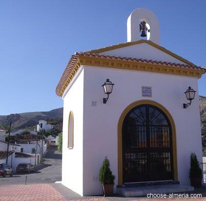 Bedar chapel Virgen de la Cabeza