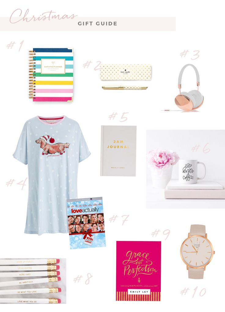 My Top 10 Gift Guide for Women In Business this Christmas