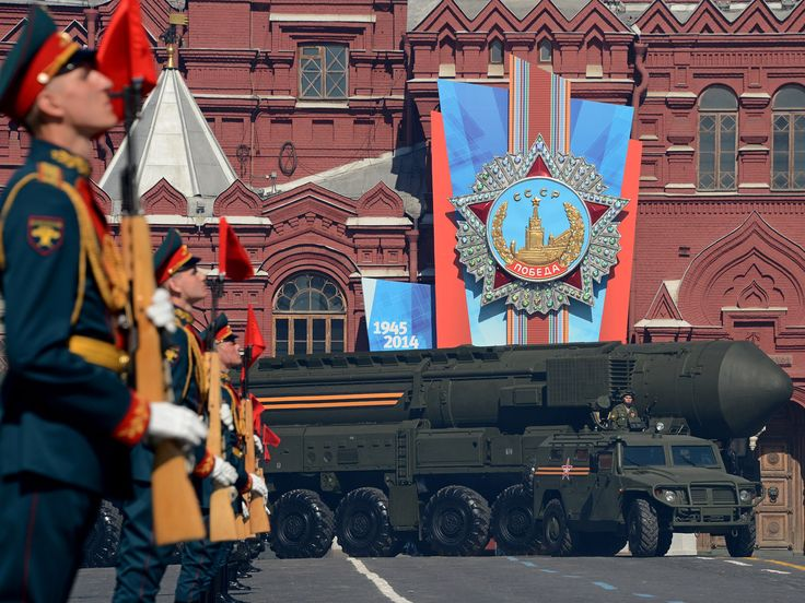 Russia threatens to use 'nuclear force' over Crimea and the Baltic states - Europe - World - The Independent